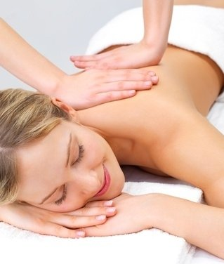 Back massage Bromley