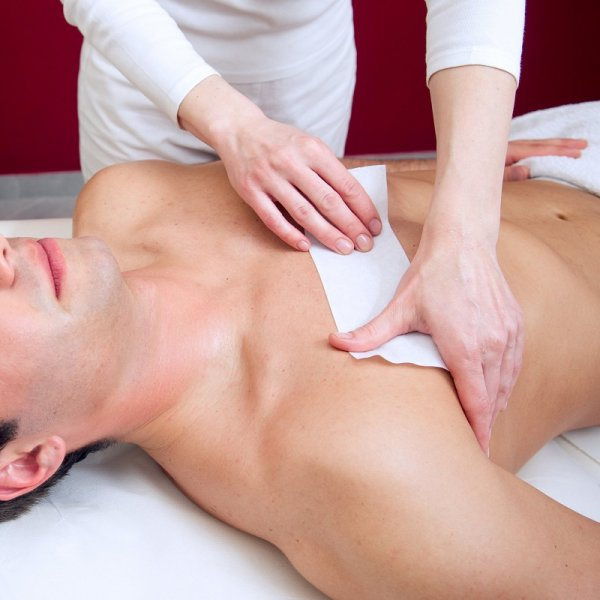 Male Waxing Services | Lirio Therapy
