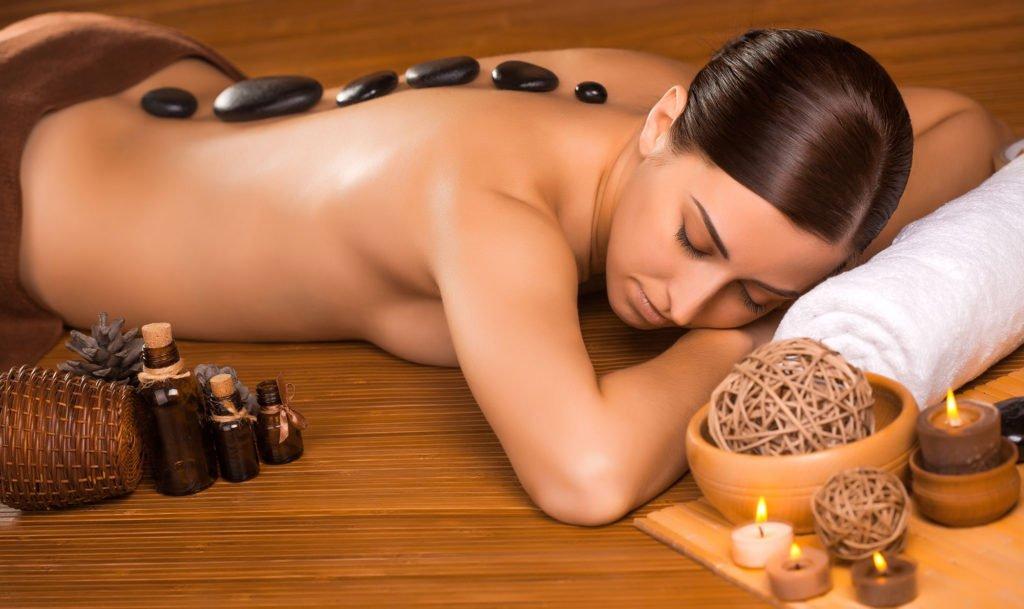 Hot Stone Massage Bromley London