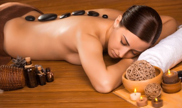 Hot Stone Massage Bromley London